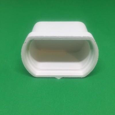 Tapón de PVC extraíble para tubería perforado de 49 mm