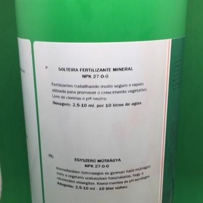 Nitrógeno 1 Litro