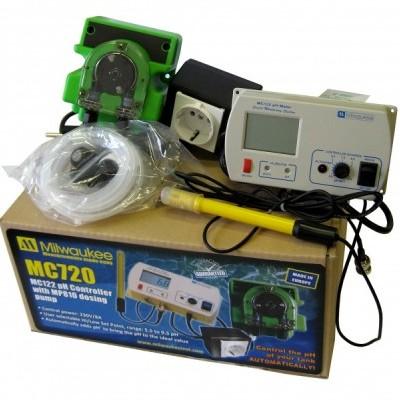 Controlador dosificador pH MC720