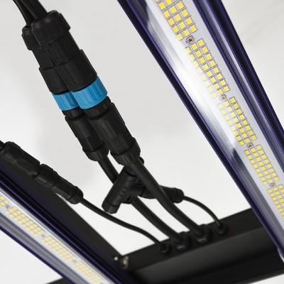 Bombilla LED de amplio espectro ZEUS 600W