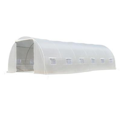 Invernadero 800 x 300 x 200 cm - Blanco