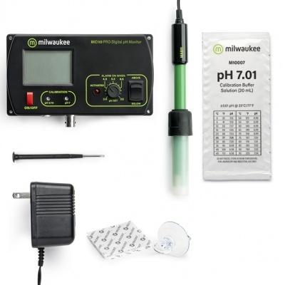 Medidor de pH contino MC110
