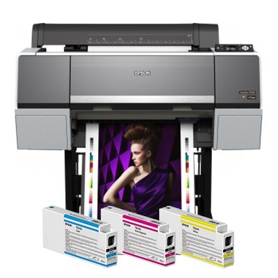 EPSON® Impressoras e Tinteiros