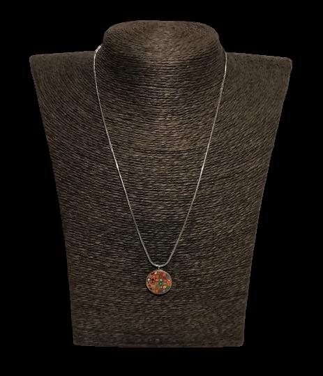 Colar Klimt