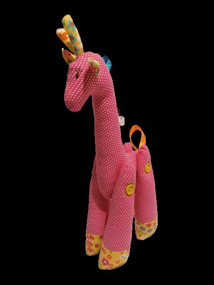 Girafa menina