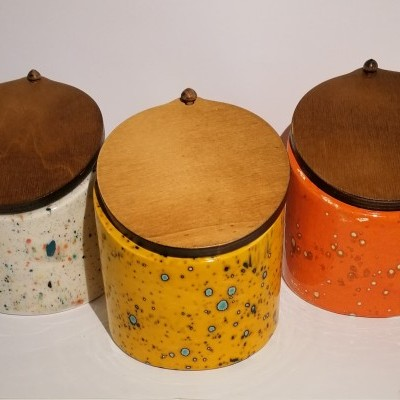 Saleiro Cerâmica
