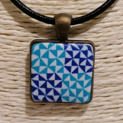 Colar Azulejo Português