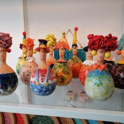 Pasmadinhos  - Escultura