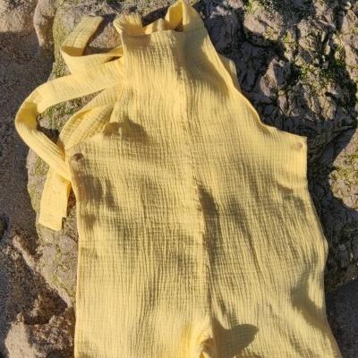 Jardineiras Yellow