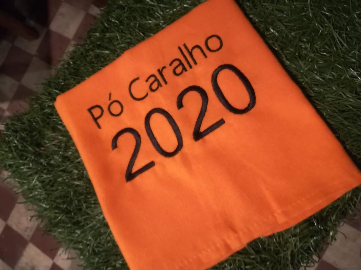PÓ CARALHO 2020