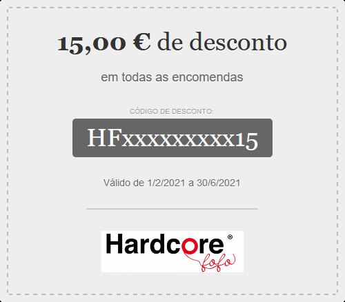 CARTÃO OFERTA 15€