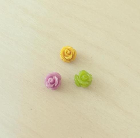 Mini Flor Colorida