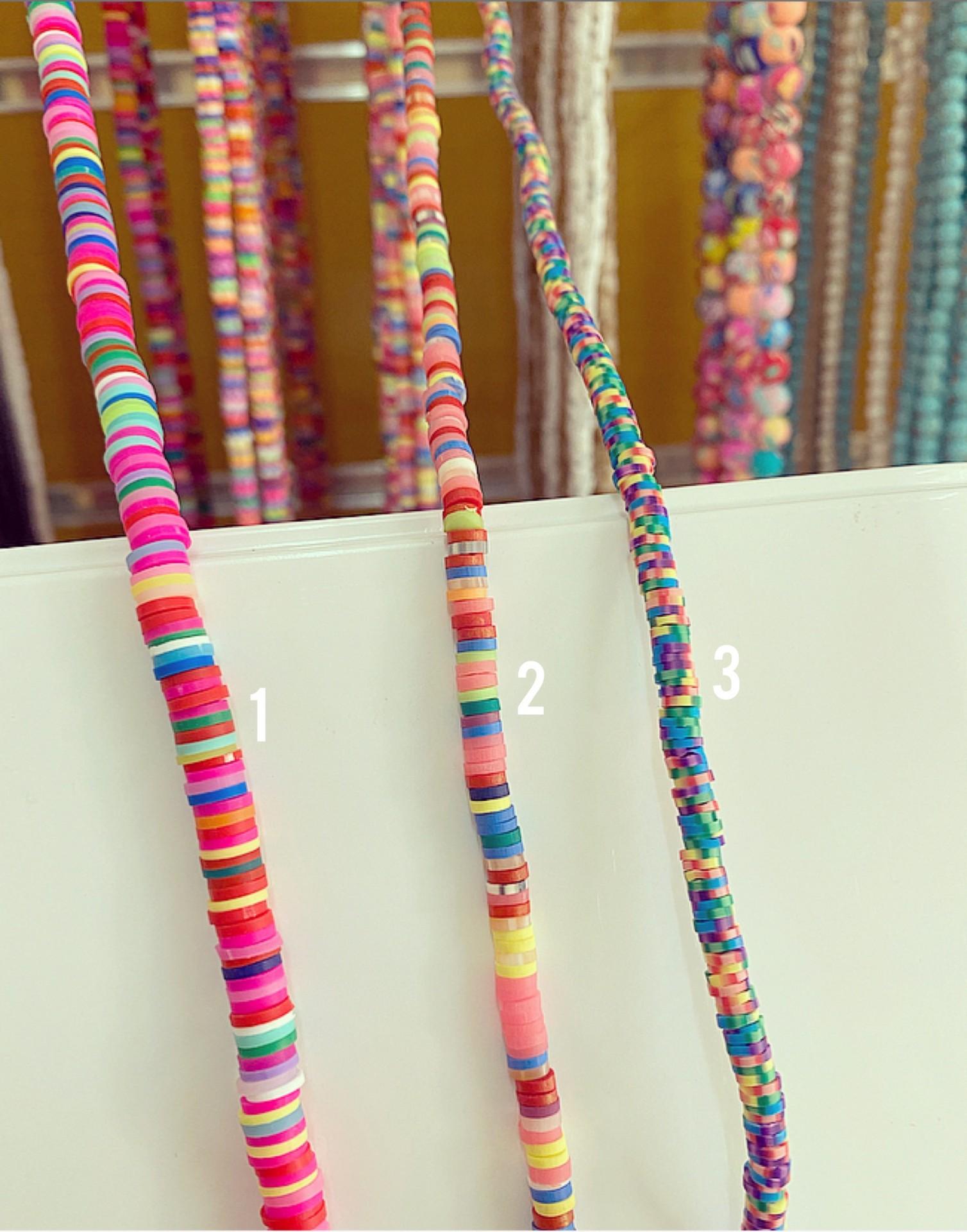 Fiada Discos Multicolor