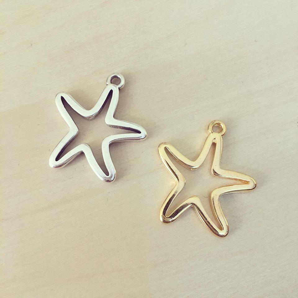 Estrela do Mar em Contorno