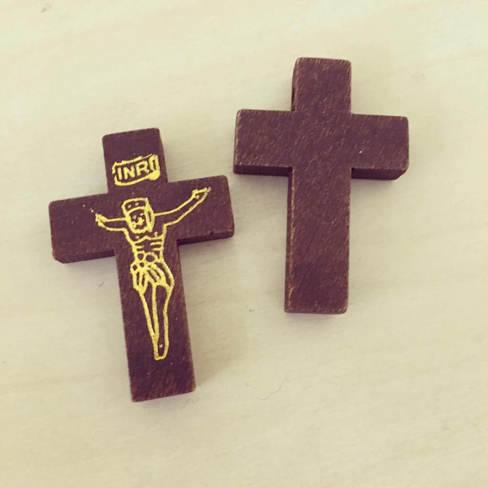 Cruz Madeira Cristo