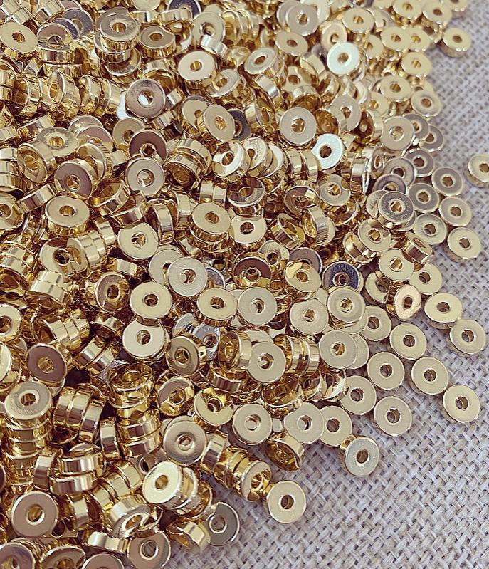 Disco Separador Dourado