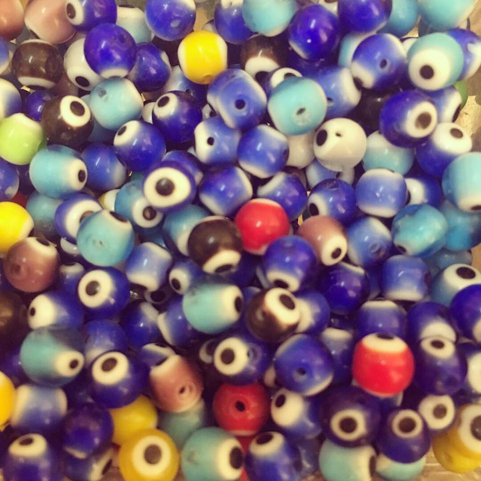 Olho Sorte Redondo 6mm
