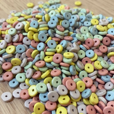 Discos Cerâmica Multicolor