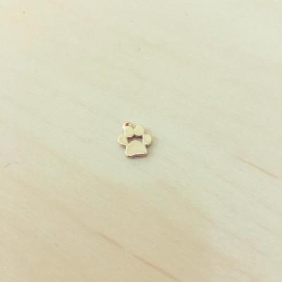 Pegada / Patinha Dourada