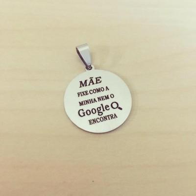 Medalha Mãe Fixe