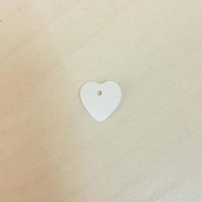 Coração Pequeno Madrepérola