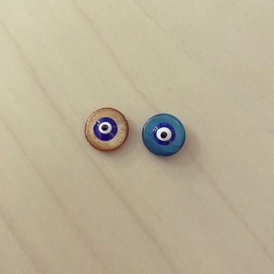Disco Madrepérola Olho