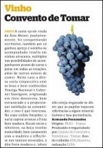 Vinho tinto Convento de Tomar Reserva - O Ribatejo