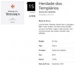 Vinho branco Herdade dos Templários - Revista de Vinhos
