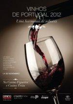 Prova de vinhos no Casino da Figueira