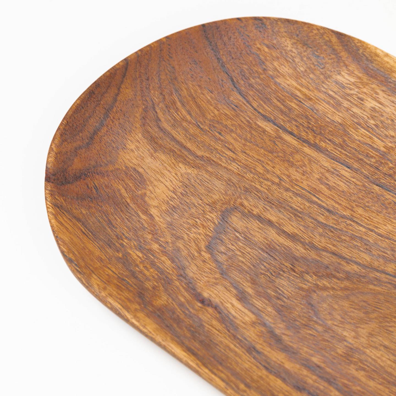 Tábua de cozinha Odia, madeira de acácia, 50x15