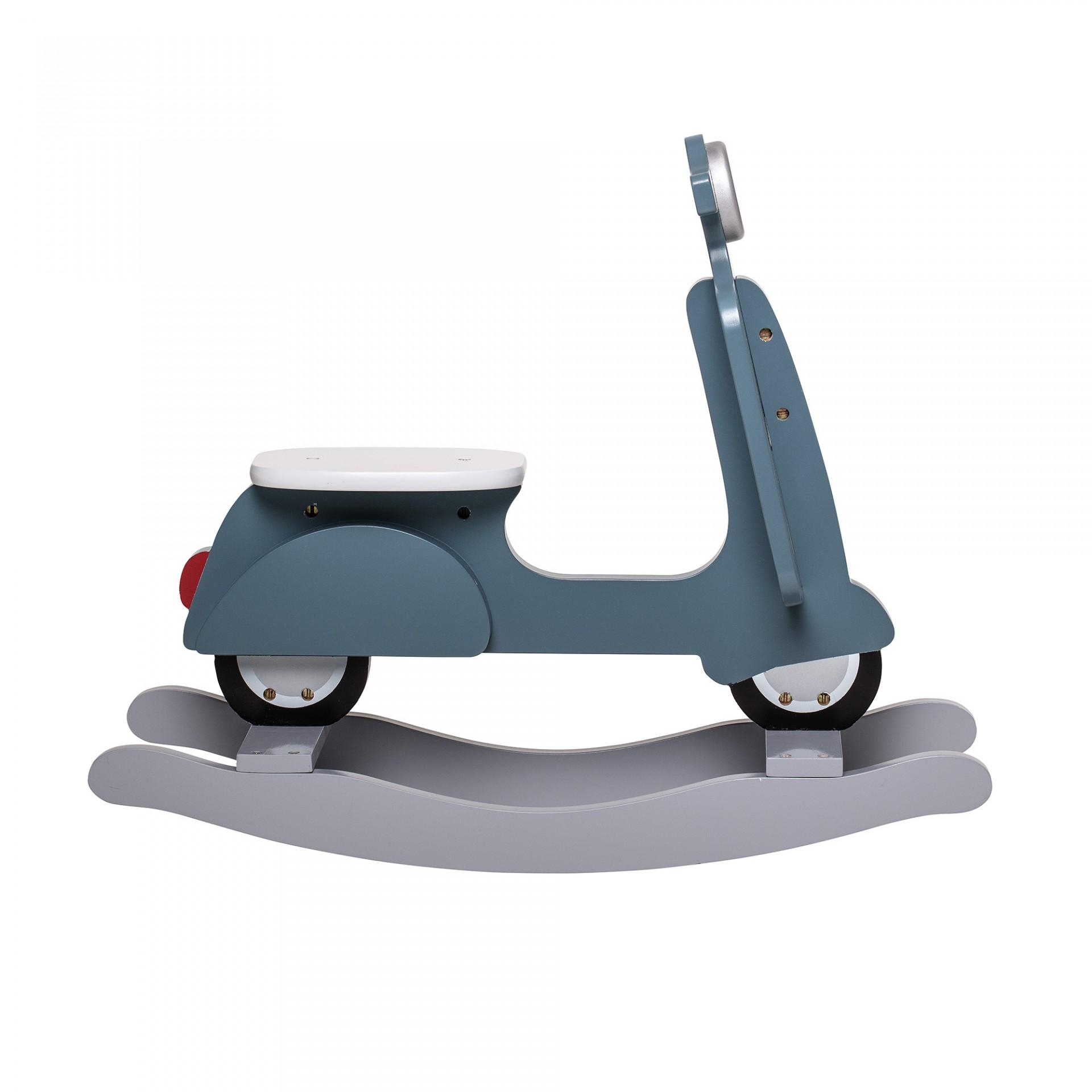 Scooter de baloiço, MDF/madeira de pinho