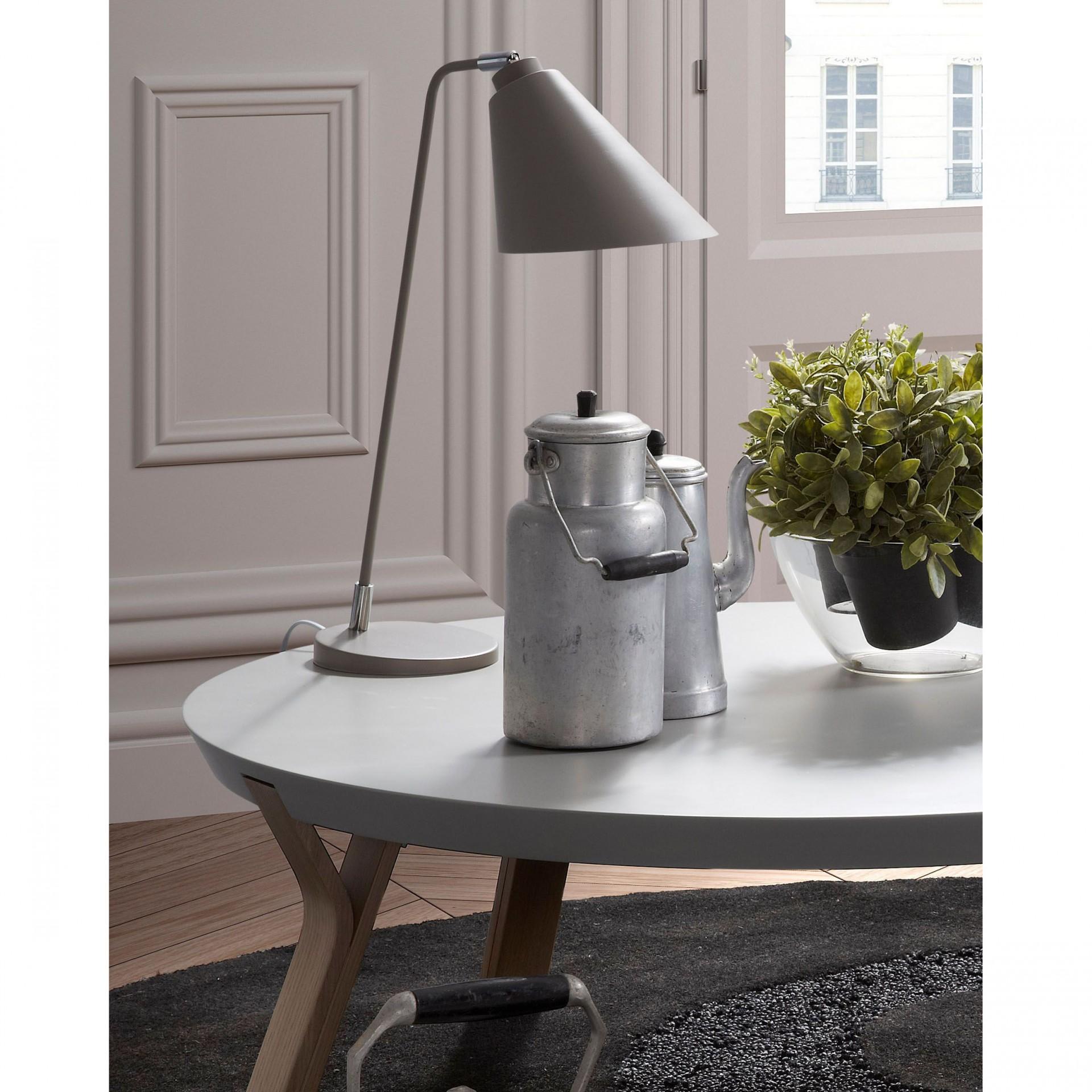 Candeeiro de mesa Tips, articulado, metal