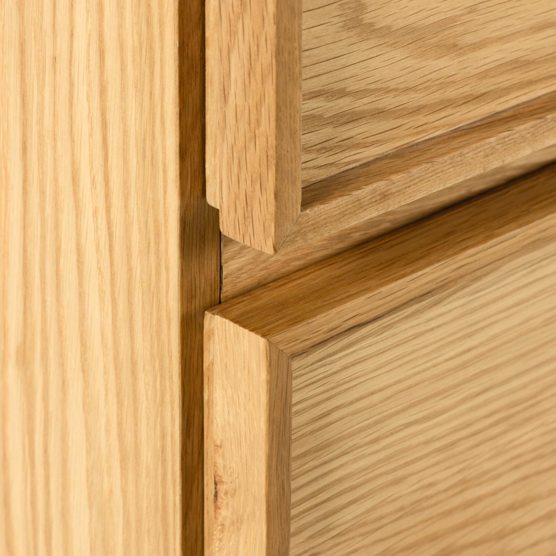 Cómoda Taia, madeira de carvalho, 60x110