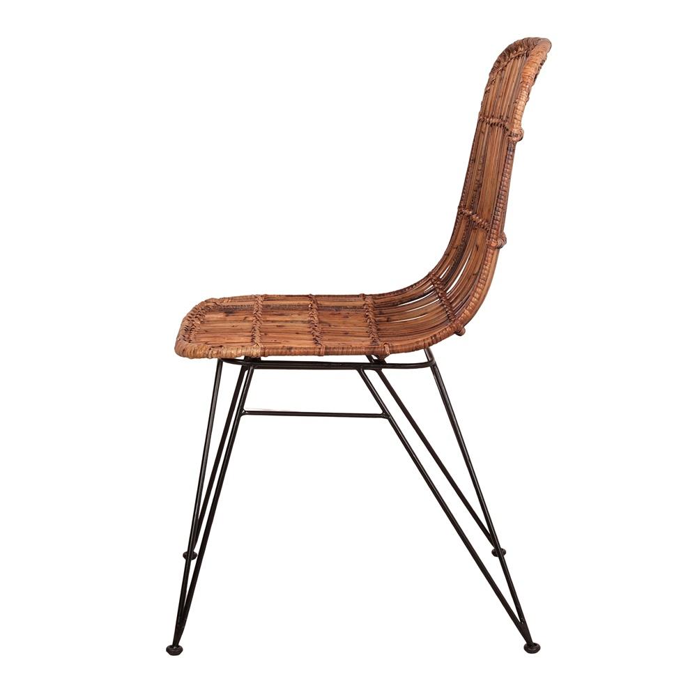 Cadeira Tigue, vime natural