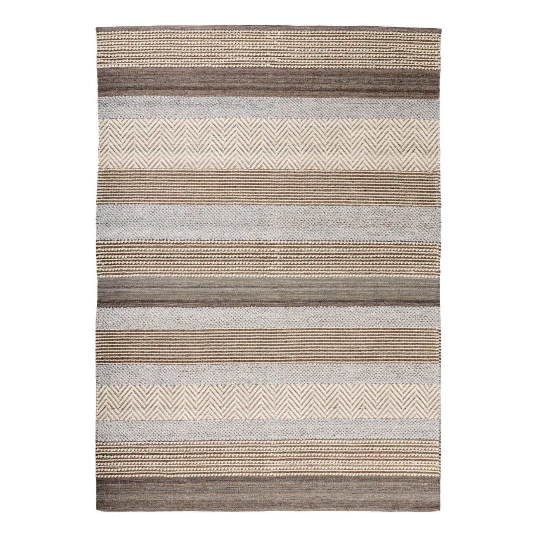 Tapete Valette, lã/PET reciclado, 230x160