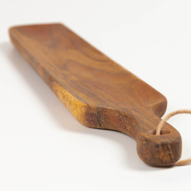 Tábua de cozinha Odia, madeira de acácia, 50x7
