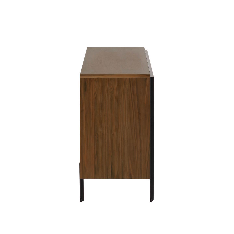 Aparador Nadya, madeira de nogueira, 140x82