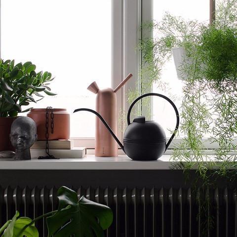 Regador Plant, preto, 37x22