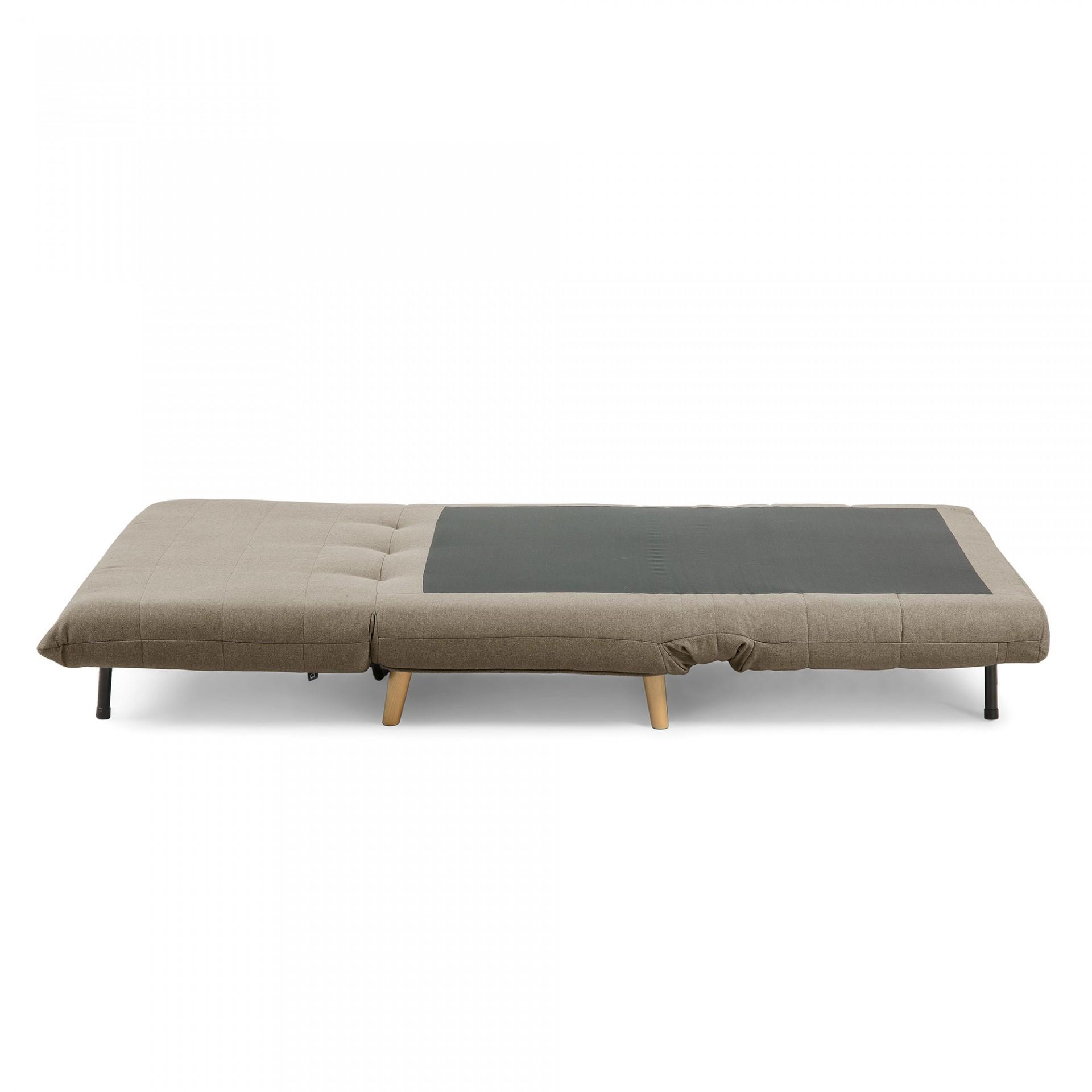 Sofá-cama Susi, c/almofada, estofado