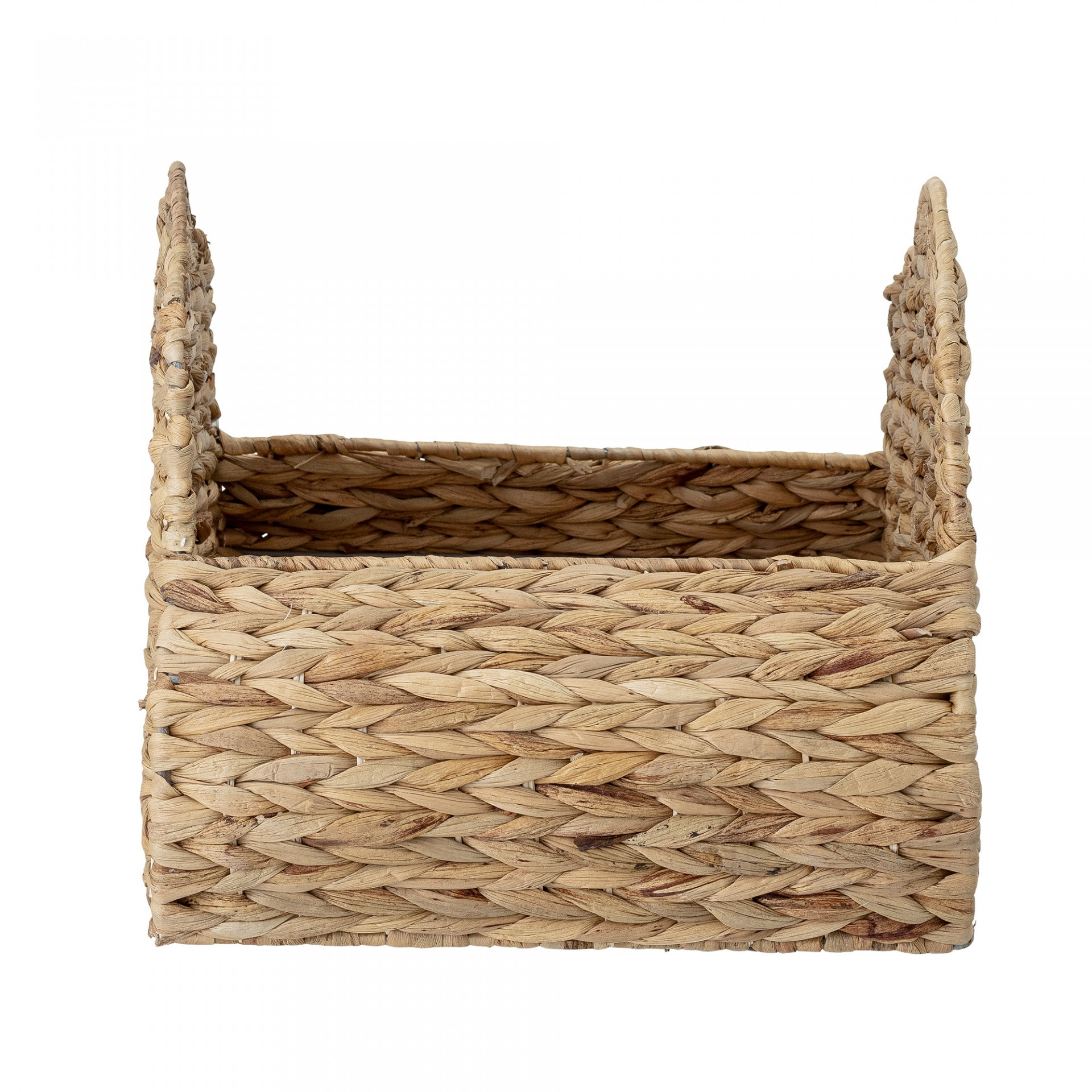Cesta Cloud, juta natural, 44x30