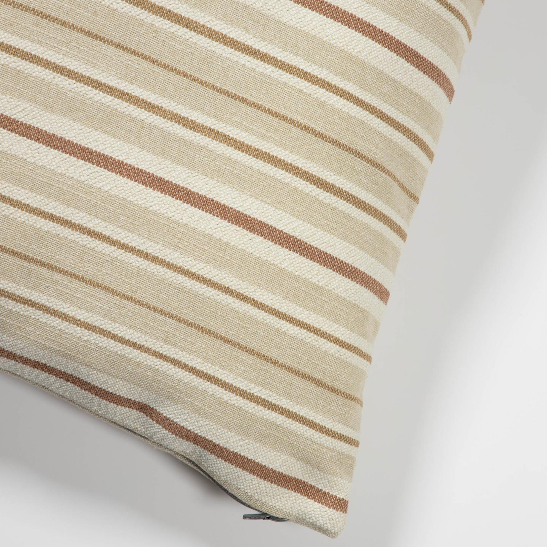 Capa de almofada Elle, listrado, 45x45