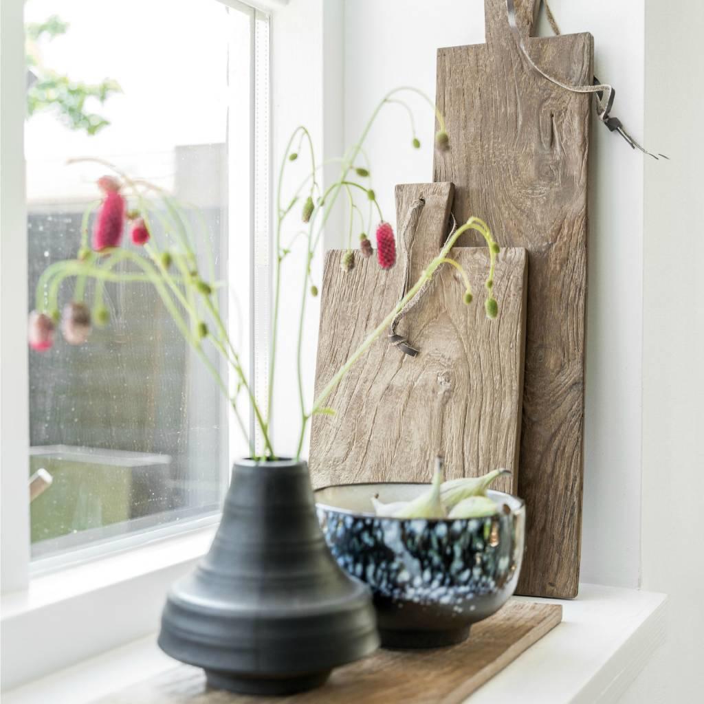 Tábuas de cozinha, madeira teca, (Conj.3)