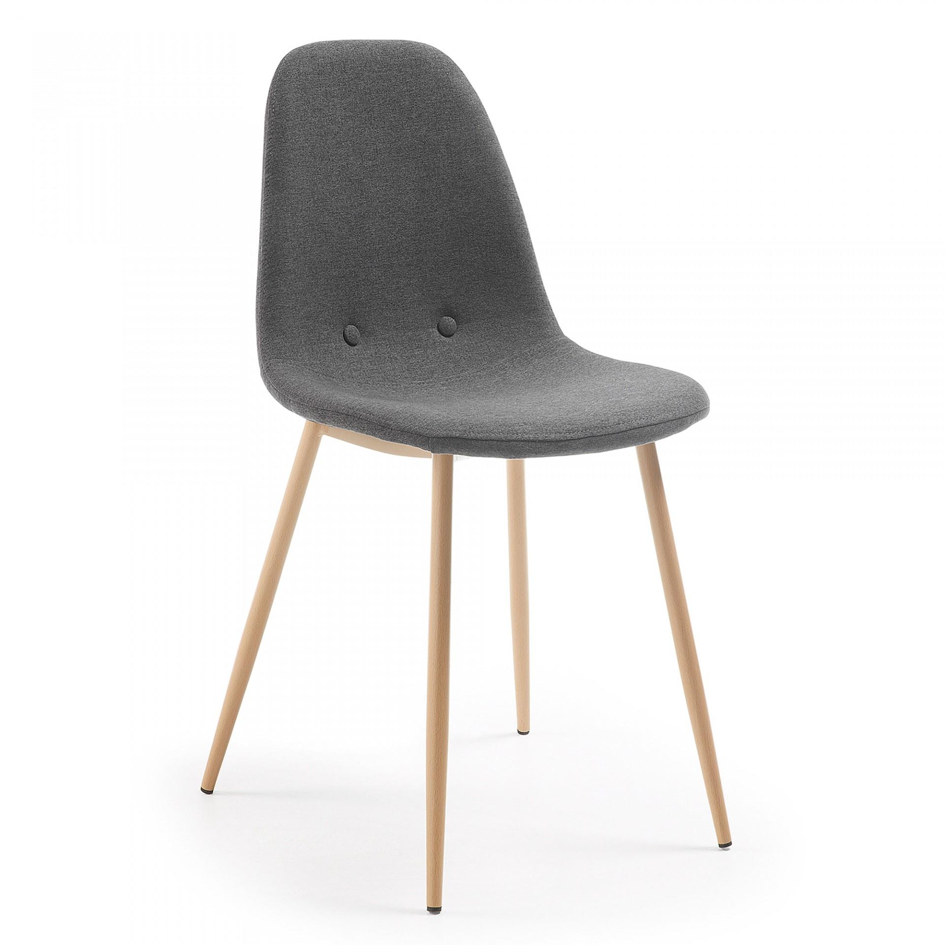 Cadeira Yare, estofada