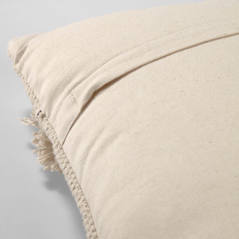 Capa de almofada Belis, bege, 45x45