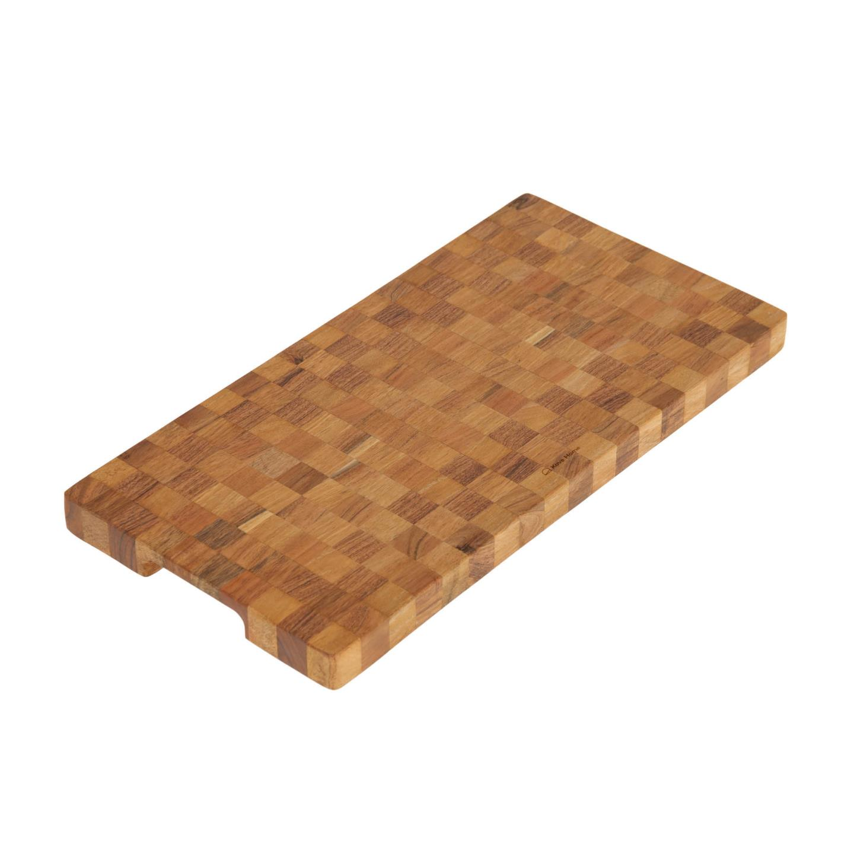 Tábua de cozinha Haia, madeira de acácia, 50x25