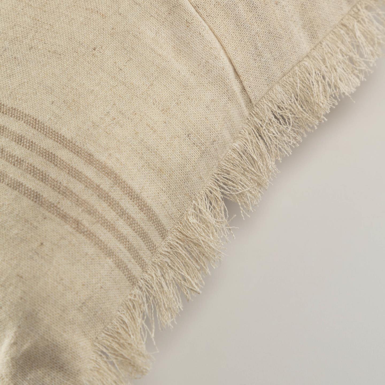 Capa de almofada Lilia, bege, 50x30