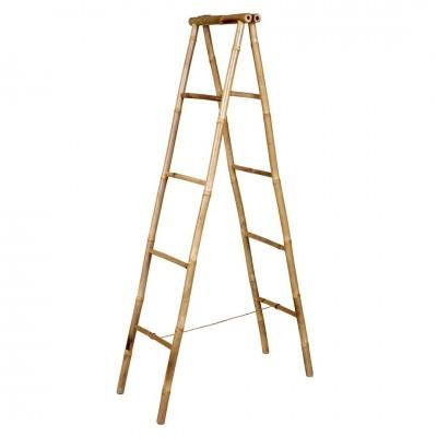 Toalheiro Lidi, cana de bambú