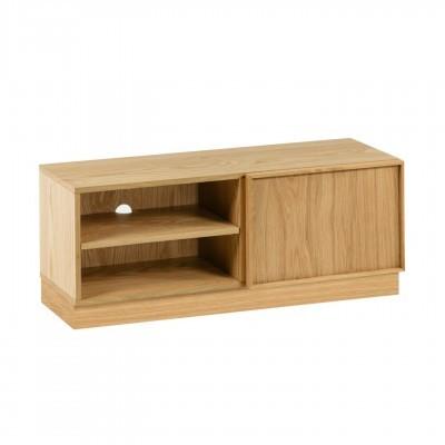 Móvel TV Taia, madeira de carvalho, 112x44
