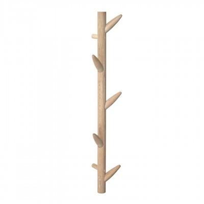 Cabide de parede Natan, madeira de bétula
