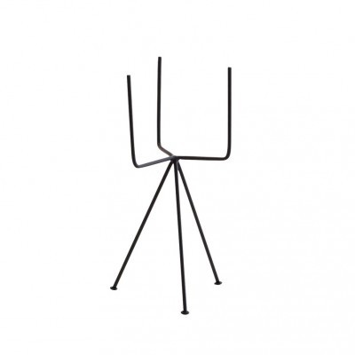 Suporte p/vaso, metal, 34x16